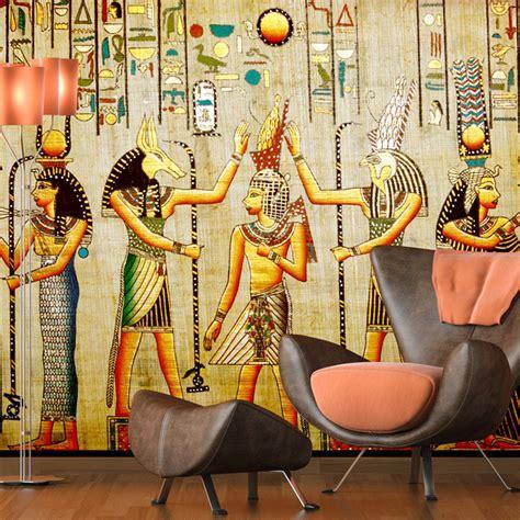 custom 3d wallpaper mural living sofa background wall mural european retro painting
