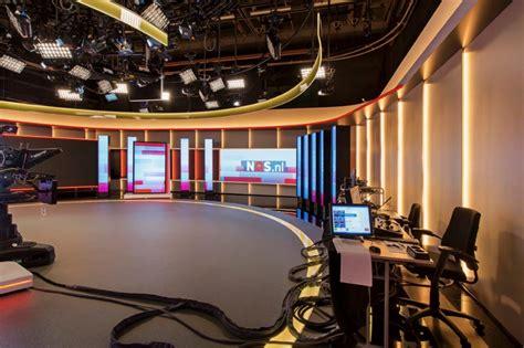 Lu Sorot Studio nos studio 8 hilversum nos journaal