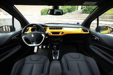 citroen ds4 interni ds3 coupe cabrio roma motori