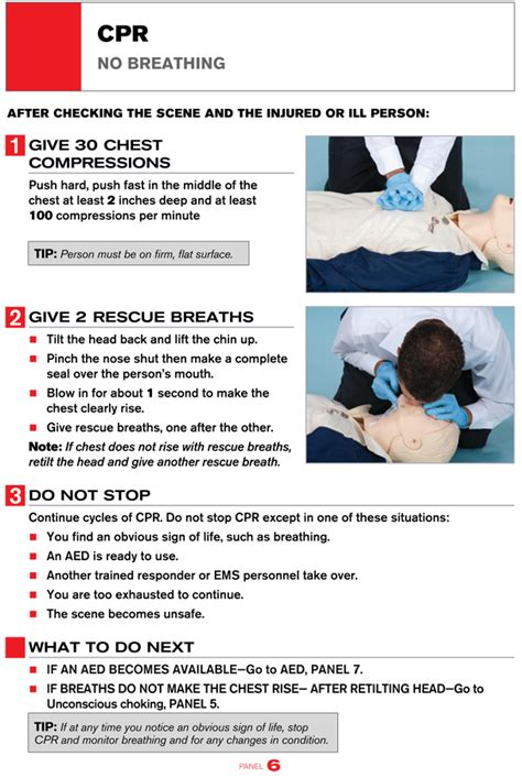 printable cpr instructions 2015 printable cpr guide the dr oz show