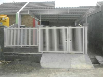 bengkel pembuatan pagar baja ringan surabaya