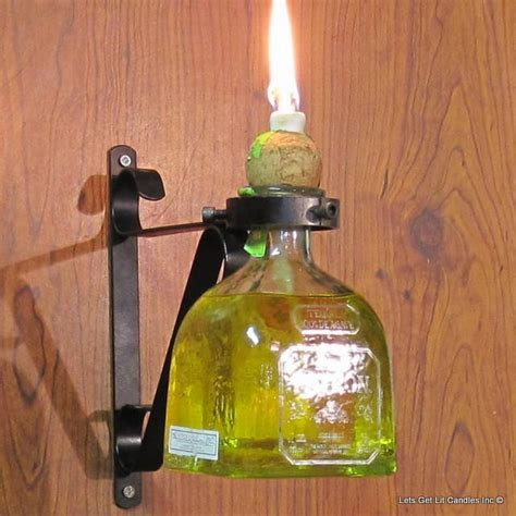 making a l out of a wine bottle 42 best images about crafts tiki torch on pinterest