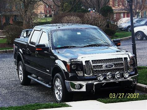2011 F150 Light by Light Bar On A 2011 Platinum Ford F150 Forum Community