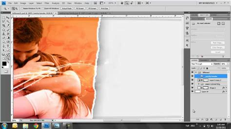 tutorial vector mask photoshop photoshop masking tutorial vector mask pixel mask