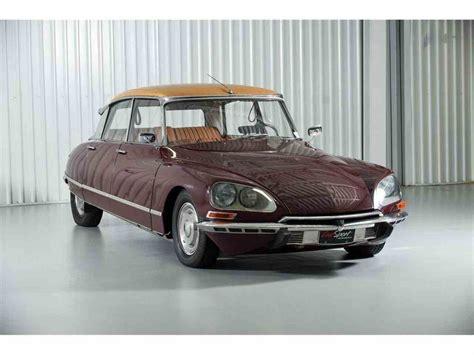 Citroen For Sale by 1968 Citroen Ds21 For Sale Classiccars Cc 966765