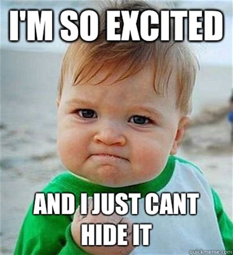 Meme For Excitement - excited face funny www pixshark com images galleries