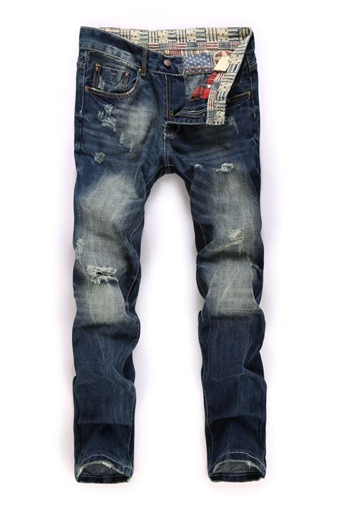 jeans style 2015 men mens blue jeans 2015 new brand biepa brand destroyed