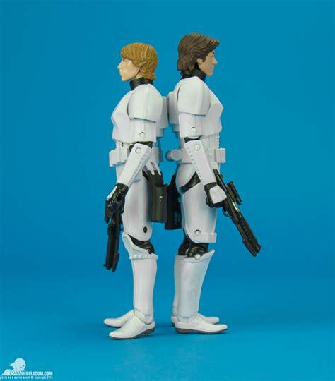 Finn Stormtrooper Wars Hasbro Black Series rebelscum wars photo archive