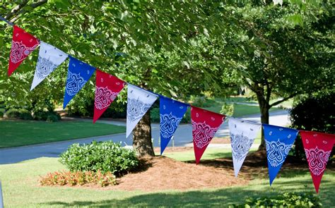 Memorial Day Decorations by 13 Most Festive D 233 Cor Ideas For A Successful Memorial Day