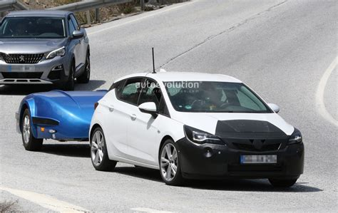 Opel Astra K Facelift 2020 by 2019 Opel Astra Facelift Spied Undergoing Weather