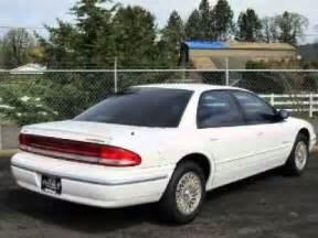 1996 Chrysler Concorde 1996 Chrysler Concorde Albany Or