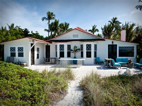 Cottage Style Homes Exteriors Tropical Beach Cottage Cottage Style Homes Exteriors