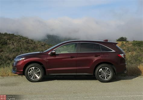 2016 acura rdx awd review with