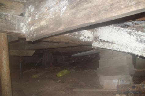 frontier basement systems foundation repair before and