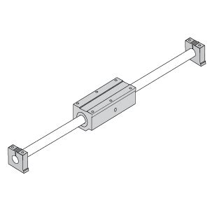 Pillow Block Up000 10 Mm Asb 1nam16pm0l450 shaft end supported low support 1 pillow block 16 mm one guide