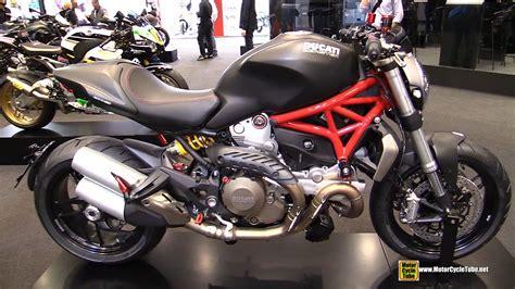 Motorrad Blinker Abgebrochen by 2015 Ducati Monster 1200 Customized By Rizoma Walkaround