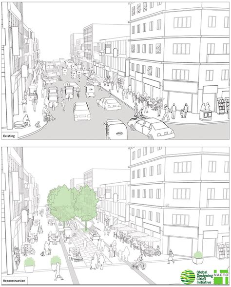 accessibility design guidelines toronto global street design guide launched as a free download