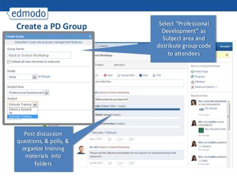 tutorial edmodo guru tutorial edmodo untuk guru dan siswa