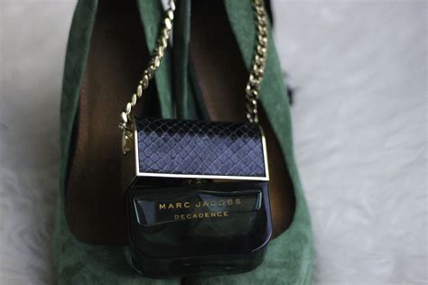 product review marc jacobs decadence fragrance