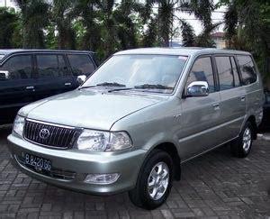 Filter Udara Kijang 1 8 Efi Diesel By Denso Murah zonamobilindo panduan membeli mobil bekas toyota kijang diesel