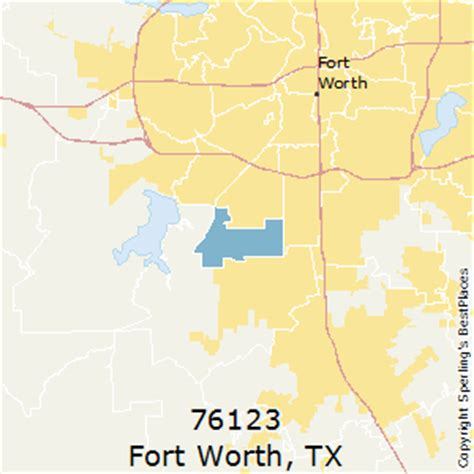 fort worth texas zip code map best places to live in fort worth zip 76123 texas
