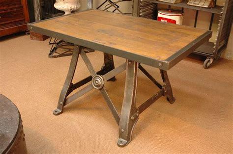 industrial table studio table