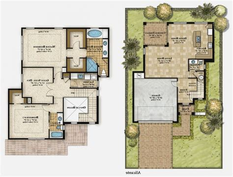 modern house plan floor plan design house modern home free plans and designs