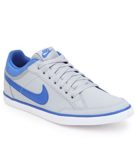nike iii low lthr gray casual shoes price in india