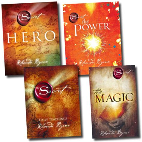 the secret power books rhonda the secret series collection 4 books set