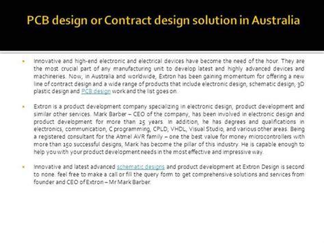 design and build contract australia pcb design and contract design solution in australia
