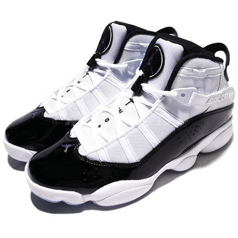 patent leather basketball shoes nike 6 rings patent leather concord white