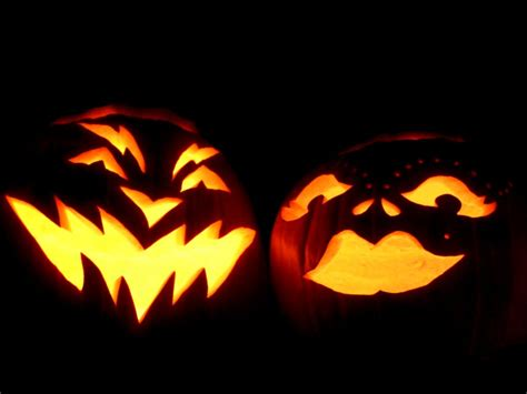 halloween pumpkin carving wallpaper wallpaper gallery