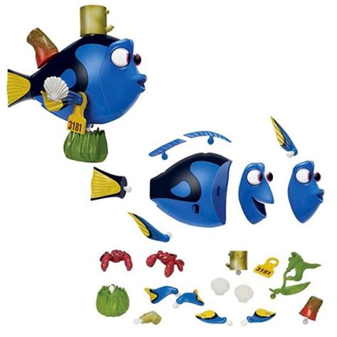 Wcf Finding Nemo Figure Nemo finding dory in disguise figure set bandai finding nemo finding dory