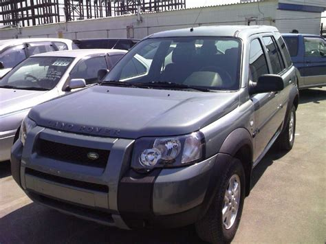 land rover freelander 2006 used 2006 land rover freelander photos 1800cc gasoline