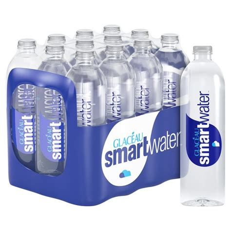 Tried Smart Water by Morrisons Glaceau Smart Water Product Information
