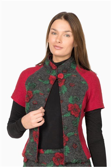 giacca a fiori giacca bolero donna a fiori maniche corte wolera