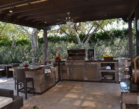 desain dapur terbuka  halaman belakang renovasi