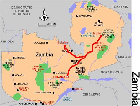 zambia map zambia in maps part 1 major maps of zambia plus map of africa zambia africa