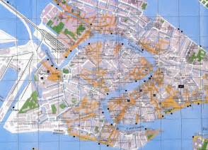 Venice Map Italy by Venice Italy Tourist Map Venice Italy Mappery