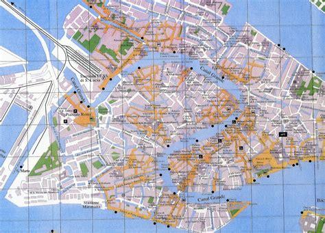 venice map venice italy map