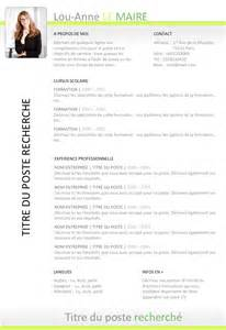 Template Cv Open Office Gratuit Exemple De Cv Open Office Gratuit 224 T 233 L 233 Charger