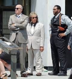 Phil Spectors Only Friends Are His Attorneys by Phil Spector Biopic Al Pacino Dons Curly Wig And Shades