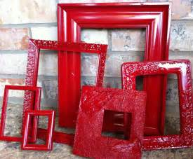 home decor frames upcycled frames vintage frames unique home decor