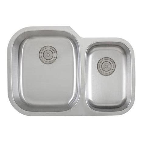 30 inch undermount kitchen sink 30 inch 18 stainless steel undermount 60 40