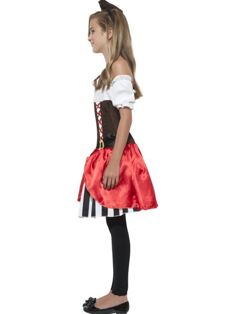 small teen teen miss pirate costume extra small animals and insects