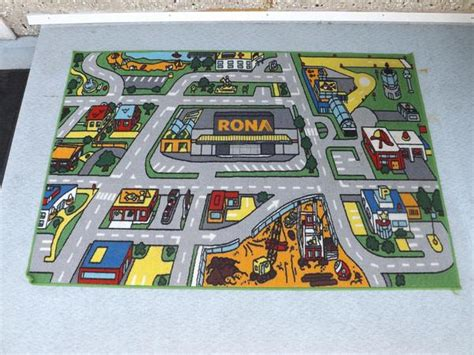 Childrens Play Rugs Home Depot by Childrens Car And Trains Play Carpet Mats Home Depot Or