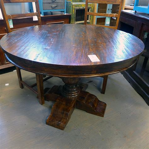 48 Quot Round Dining Table Nadeau Chicago Dining Table Chicago