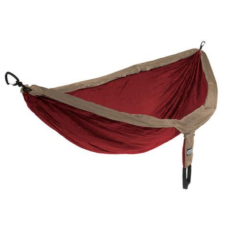 Where Can I Buy Eno Hammocks eagles nest outfitters doublenest hammock khaki maroon west marine