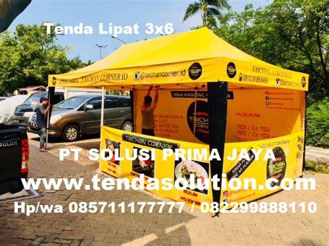Tas Jaring Dengan Gambar Tulisan harga tenda promosi harga tenda murah tendasolution
