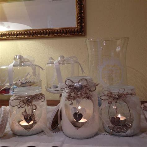 vasi di vetro decorati oltre 25 fantastiche idee su vasetti di vetro su